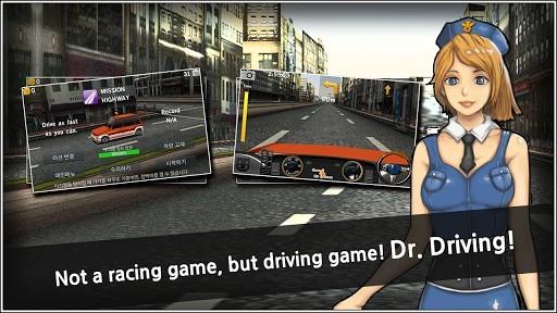 Dr.Driving.v1.40 Sınırsız Para Hileli Apk Full İndir
