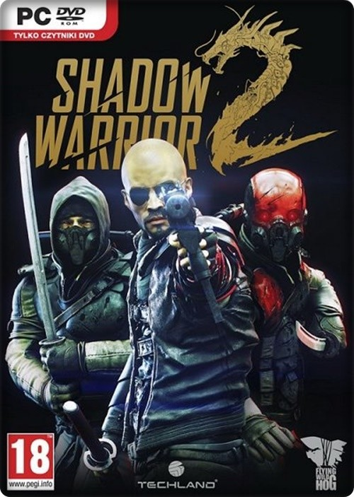 Shadow Warrior 2-CODEX