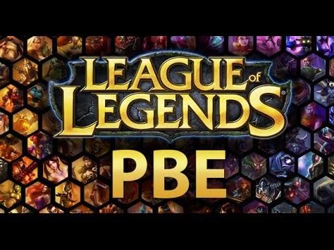 League of Legend Satılık Unranked Hesap - Açık Beta (PBE)