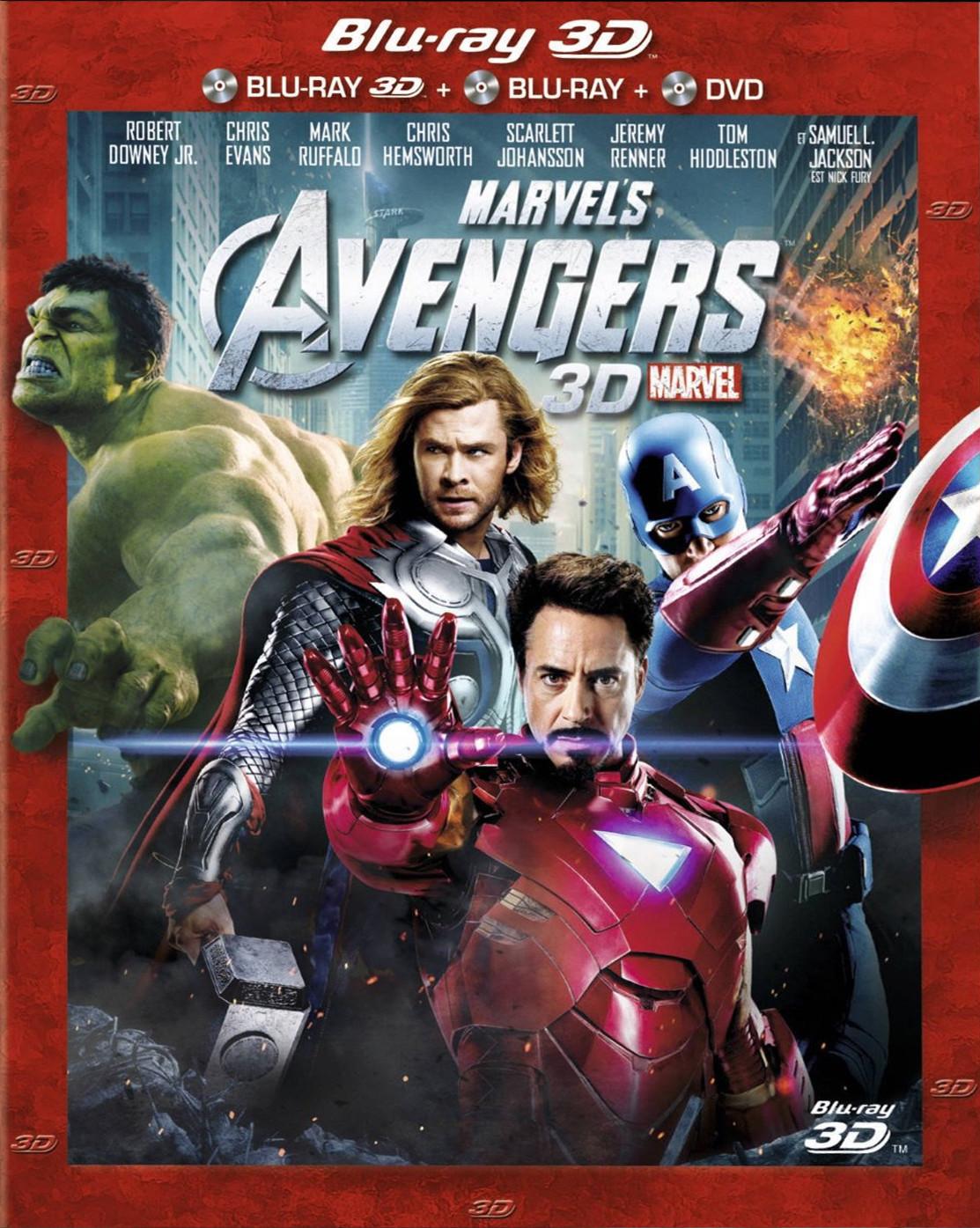 avengers filmini 3d olarak indir