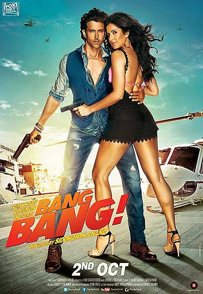Bang Bang (2014) full türkçe dublaj film indir
