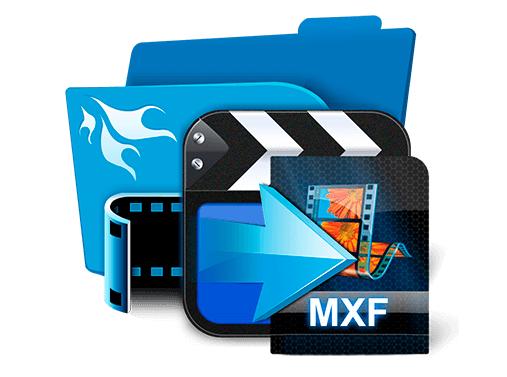 AnyMP4 MXF Converter v6.2.15