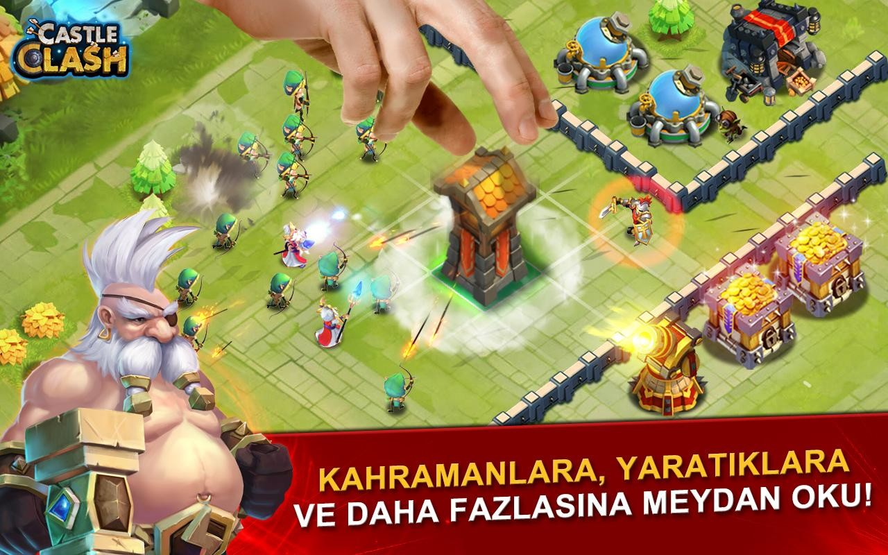 Castle Clash Android