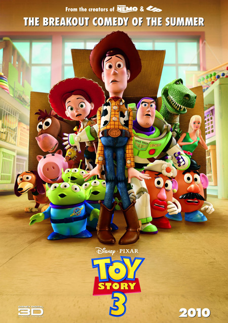 Oyuncak Hikayesi 3 - Toy Story 3 (2010) - türkçe dublaj hd animasyon film indir