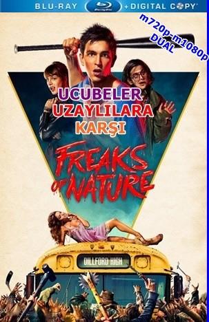 Ucubeler Uzaylılara Karşı – Freaks of Nature 2015 m720p-m1080p Mkv DuaL TR-EN – Tek Link
