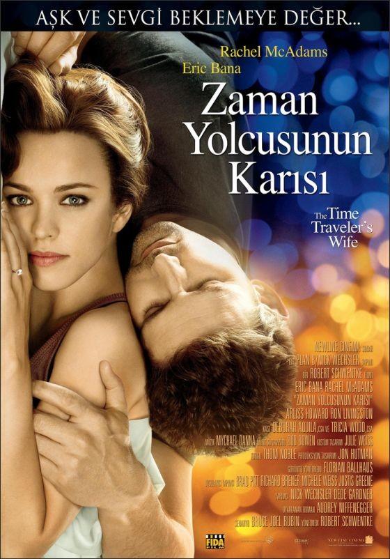 Zaman Yolcusunun Karısı - The Time Traveler's Wife (2009) - türkçe dublaj film indir