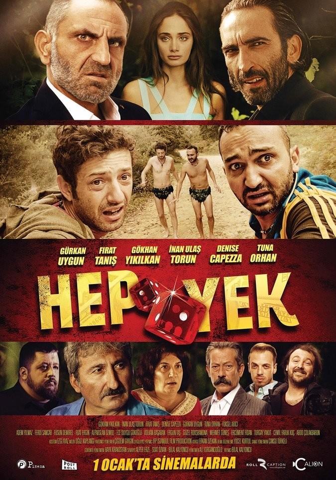 Hep Yek 2016 | Yerli Film | Sansürsüz - DVDRip XviD