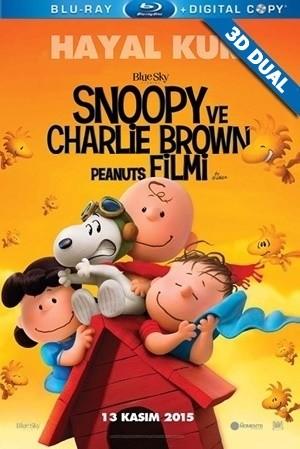 Snoopy ve Charlie Brown: Peanuts Filmi 3D - 3D The Peanuts Movie   2015   3D BluRay Hal-SBS 1080p   DuaL TR-EN - Tek Link