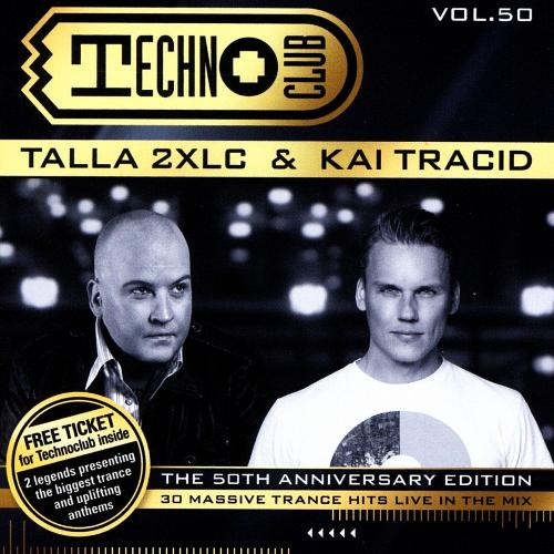 Xknnl5 techno club vol 50 mixed by talla 2XLC (2016)