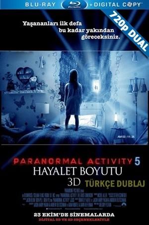 Paranormal Activity 5: Hayalet Boyutu 2015 BluRay 720p x264 DuaL TR-EN – Tek Link