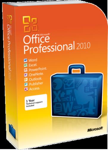 Microsoft Office 2010 Pro Plus - Project Pro - Visio Pro SP2 VL TR | Nisan 2016