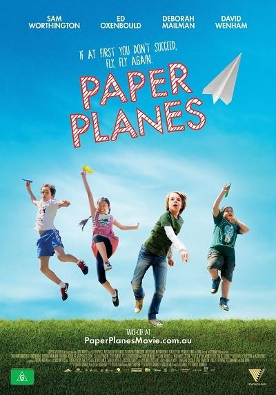 Kağıttan Uçaklar – Paper Planes 2014 BRRip XviD Türkçe Dublaj – Tek Link