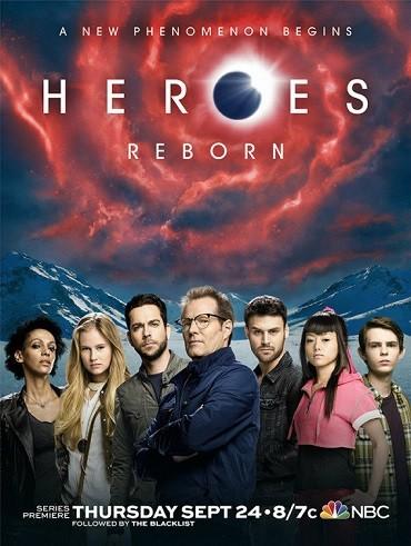 Heroes Reborn 1.Sezon (Tüm Bölümleri) Türkçe Altyazı – Güncel