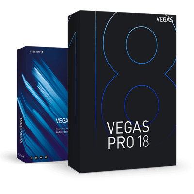 MAGIX VEGAS Pro 18.0.0 Build 373 | Katılımsız