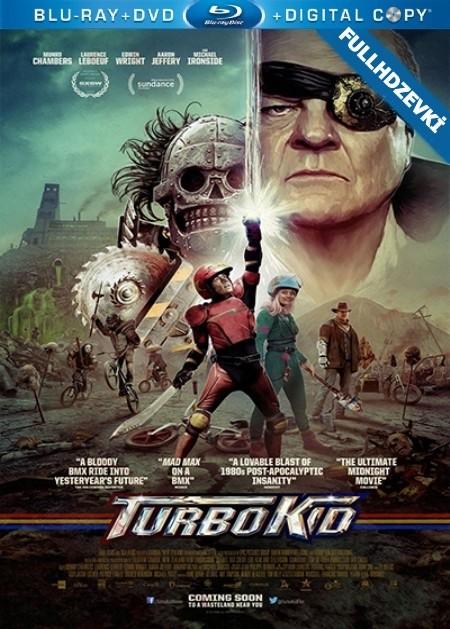 Turbo Çocuk - Turbo Kid | 2015 | BluRay | DUAL TR-EN - Film indir - Tek Link indir