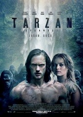 Tarzan Efsanesi (2016) 1080p Film indir