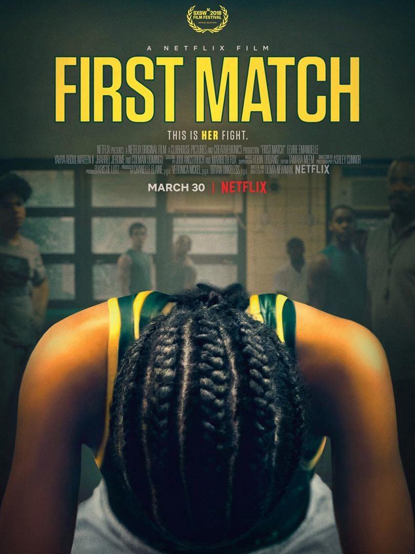 İlk Maç - First Match (2018) Türkçe Dublaj NF 720p Torrent indir