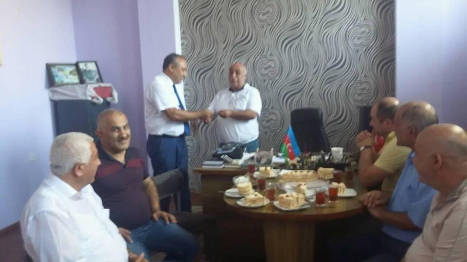 AVMVİB VETERAN POLİS ŞÖBƏSİ FƏALİYYƏTƏ BAŞLADI