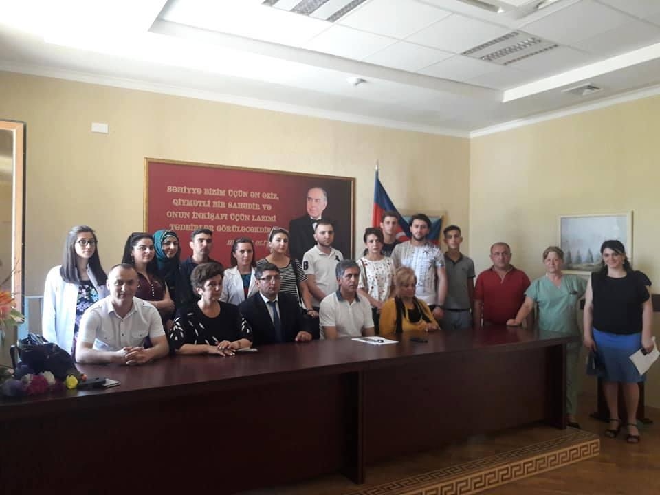 MVQSYİB Füzulidə Sünnət aksiyası keçirdi