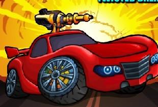 Araba Arabayı Yiyor oyunu