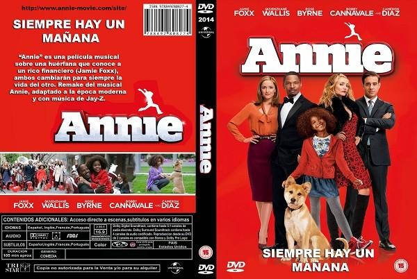 Annie 2014 DvD-5 DUAL TR-ENG – Tek Link indir