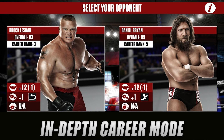 WWE 2K Mod