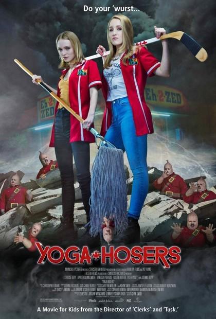 Yoga Hayranları | Yoga Hosers | 2016 | BRRip XviD | Türkçe Dublaj