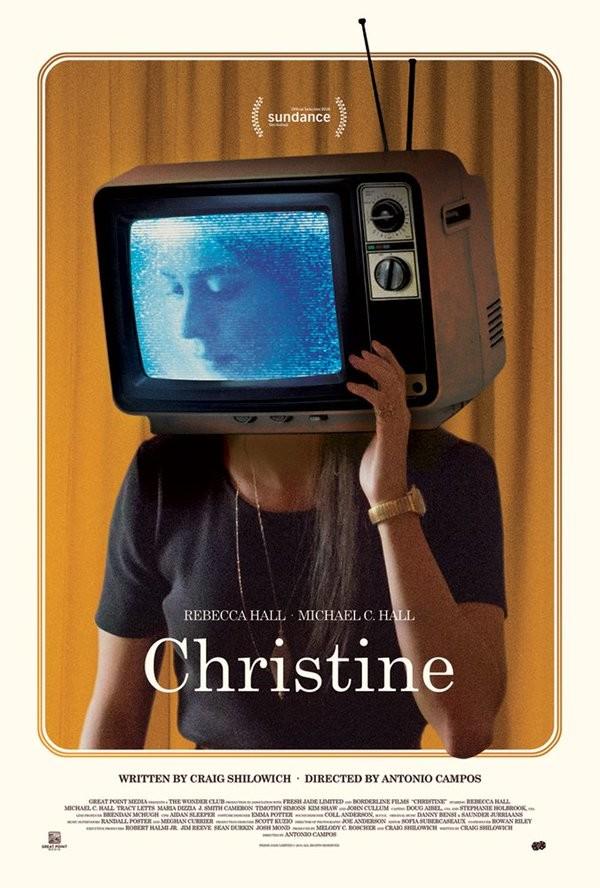 Christine | 2016 | BRRip XviD | Türkçe Dublaj
