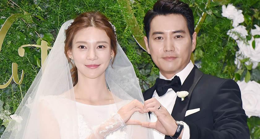 Cha Ye-Ryun ve Joo Sang-Wook Bugün Evlendi