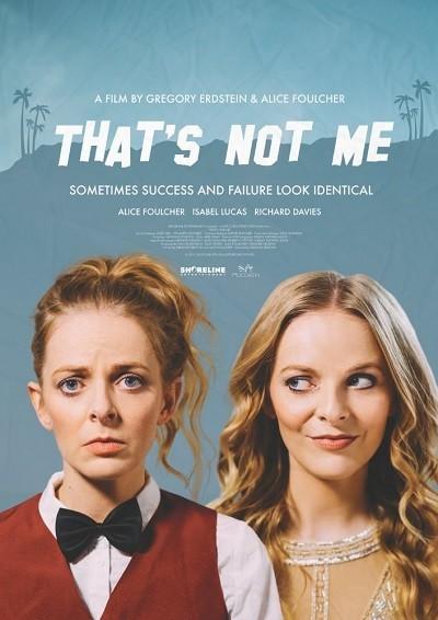Bu Ben Değilim | That's Not Me | 2017 | HDRip x264 | Türkçe Dublaj