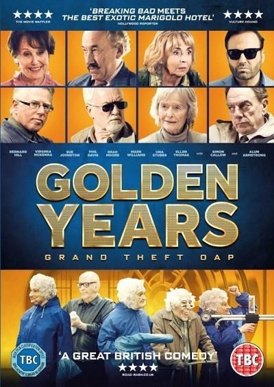 Altın Yıllar – Golden Years 2016 DVDRip XviD Türkçe Dublaj – Film indir
