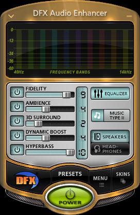 DFX Audio Enhancer 12.017 EN | Katılımsız