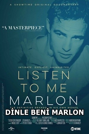 Dinle Beni Marlon - Listen to Me Marlon 2015 (Bluray 720p) DUAL TR-EN - HD Film indir