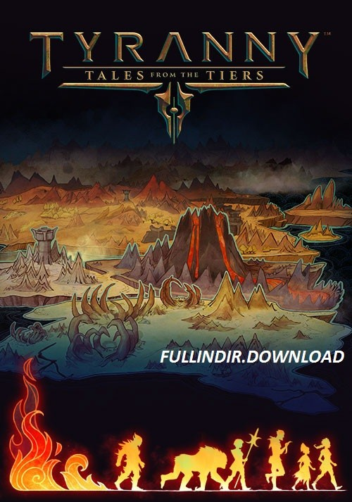 Tyranny Tales From The Tiers Full Torrent indir