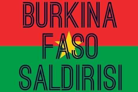 Burkina faso saldırısı