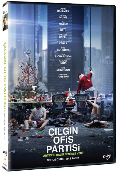 Çılgın Ofis Partisi – Office Christmas Party 2016 DVD-5 DuaL TR-ENG İndir