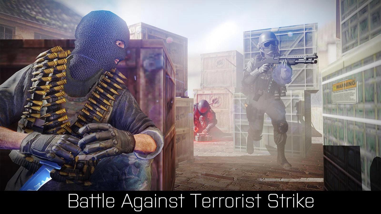 Overkill Strike: Best Shooting Games Apk