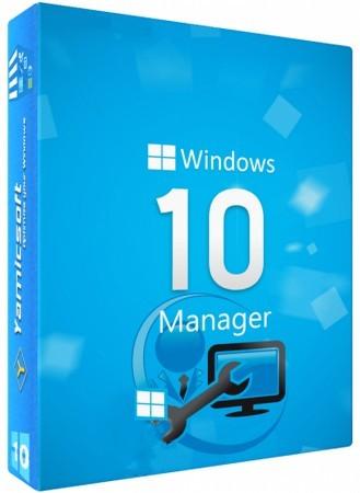 Yamicsoft Windows 10 Manager  Türkçe full indir