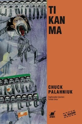 Chuck Palahniuk Tıkanma Pdf