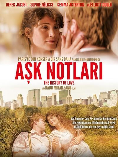 Aşk Notları – The History of Love 2016 (BRRip – m1080p) Türkçe Dublaj Film indir