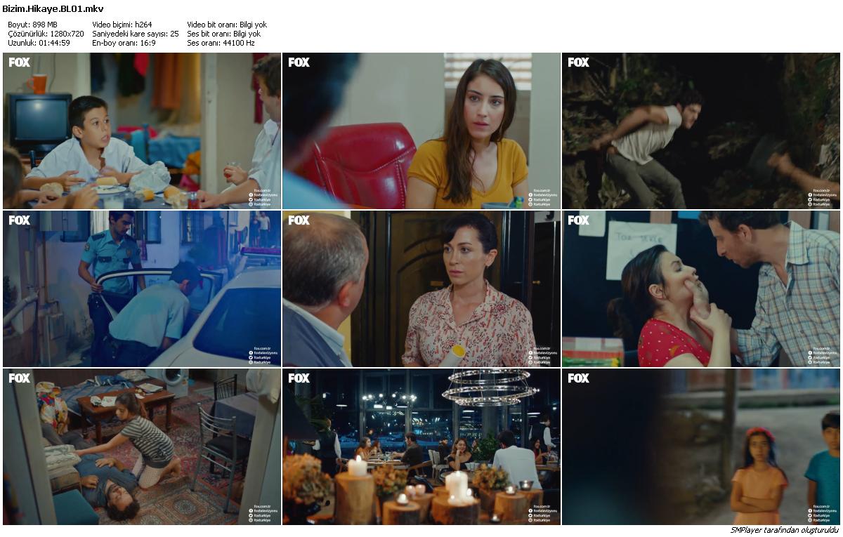 Bizim Hikaye 17.Bölüm (WEB-DL - 720p) Tüm Bölümler