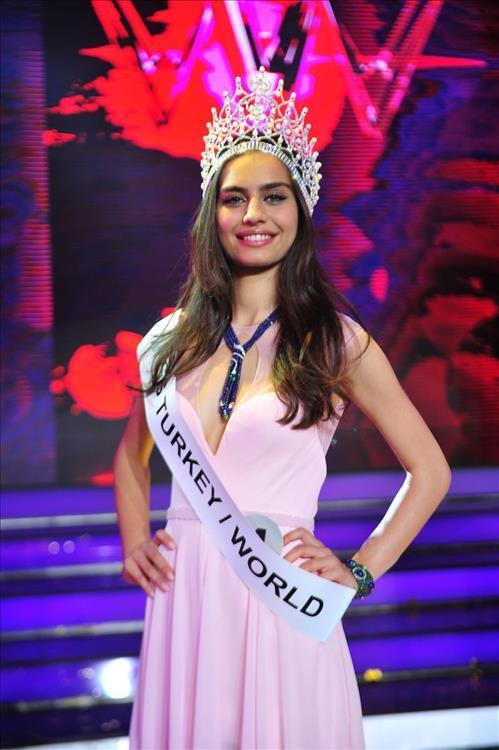 YP8Q1A - Amine Gülşe {Miss Turkey 2014 Birincisi}