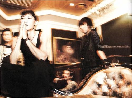 Super Junior - BONAMANA Photoshoot YQ582k
