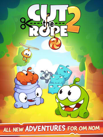 Cut the Rope 2 v1.6.5