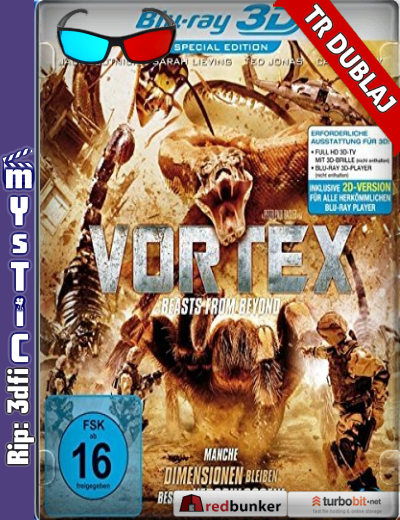The Vortex - Ölüm Mağarası 2012 (BluRay m1080p) Türkçe Dublaj mkv film indir
