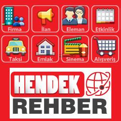 Hendek Rehber
