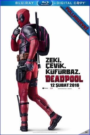 Deadpool | 2016 | BluRay | DuaL TR-EN - Film indir - Tek Link indir