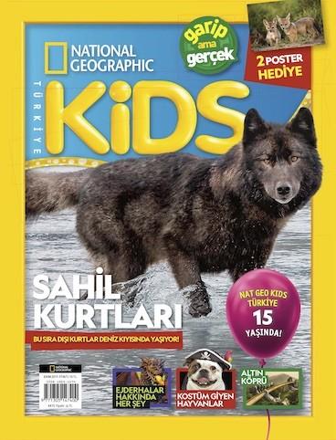 National Geographic Kids Ekim 2019