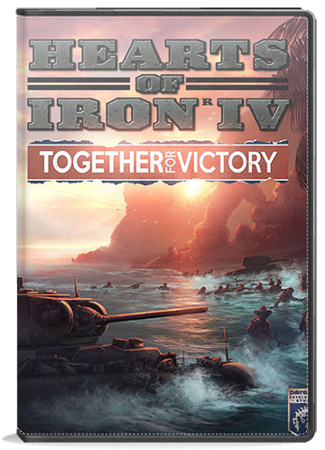 Hearts of Iron IV: Together for Victory | Full