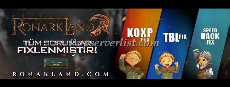 Ronakland – Pk Server